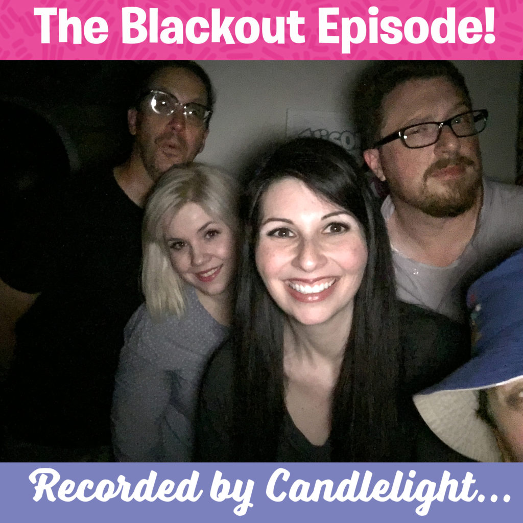 ARIYNBF The Blackout Episode
