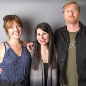 Kurt Braunohler and Lauren Cook